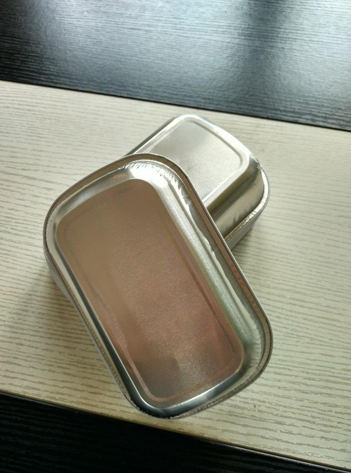 铝箔聚酯罩光油