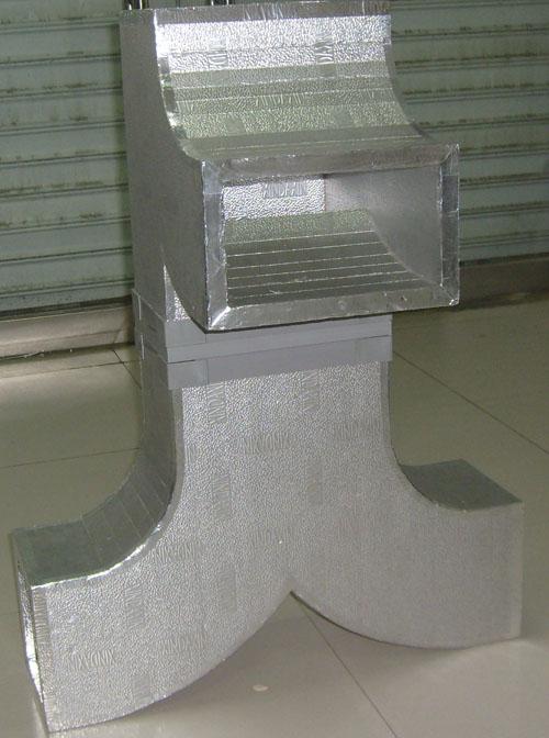 泡沫夹芯板铝箔专用水性涂料
