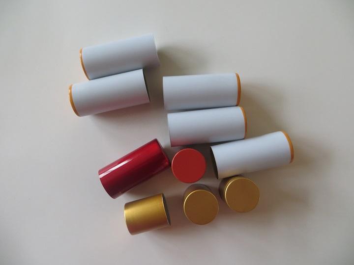 铝箔酒瓶盖类专用彩色涂料